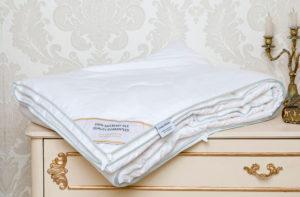 Шелковое одеяло 140/205 Luxe Dream Premium (облегченное)