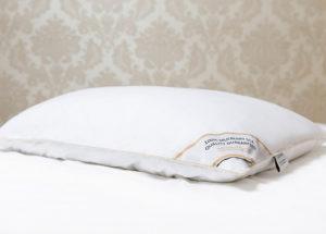 Шелковая подушка 50/70 Luxe Dream Premium 1,0 кг (низкая)