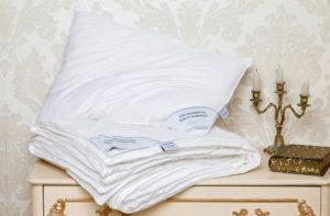 Шелковое одеяло 140/205 Luxe Dream Premium (всесезонное в съемном чехле)