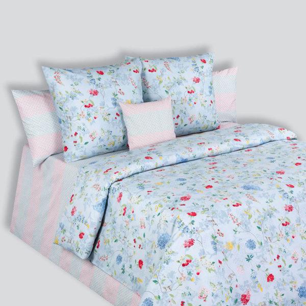 Постельное белье поплин Pom Pom (Пом Пом) Cotton Dreams Audrey Hepbern