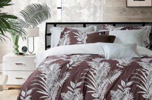 Постельное белье сатин Sharmes Capri (Капри) 100% хлопок Пима