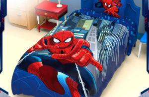 Детское постельное белье Этель Disney Человек Паук хлопок 100%