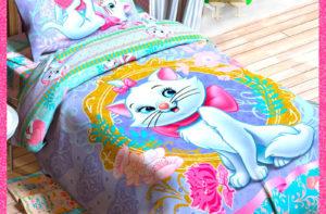 Детское постельное белье Этель Disney Милашка Мари хлопок 100%