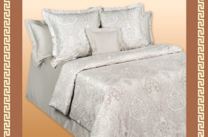 Постельное белье сатин Jeannette (Жанетта) Cotton Dreams Milan