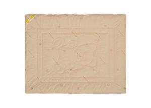 Детское одеяло MERINO Шерсть овечья SOFT (110х140) Goldtex