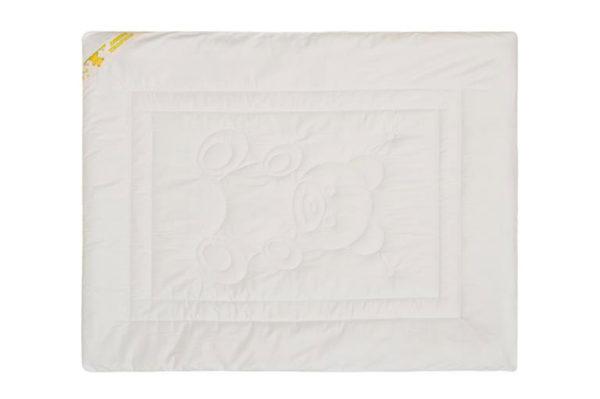Детское одеяло BAMBOO Бамбук/сатин (110х140) Goldtex