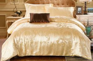 Шелковое постельное белье Luxe Dream Эдем из шелка 100%