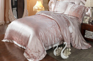 Шелковое постельное белье Luxe Dream Флер из шелка 100%