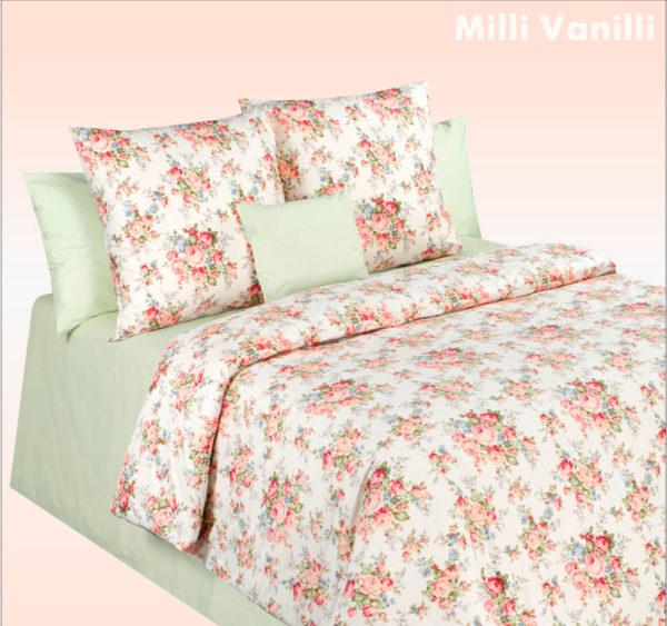 Постельное белье перкаль Cotton Dreams Milli Vanilli (Милли Ванилли)