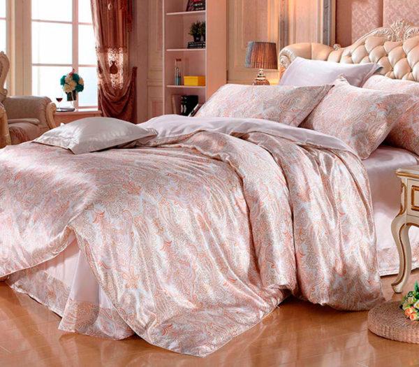 Шелковое постельное белье Luxe Dream Моника из шелка 100%