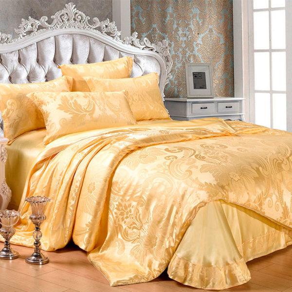 Шелковое постельное белье Luxe Dream Жаклин из шелка 100%