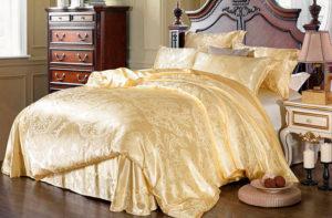 Шелковое постельное белье Luxe Dream Жофруа из шелка 100%