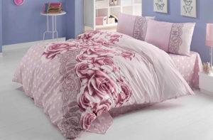 Постельное белье Irina Home Roselace (Роза) ранфорс