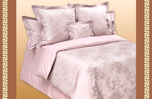 Постельное белье жаккард Cotton Dreams Marni (Марни)
