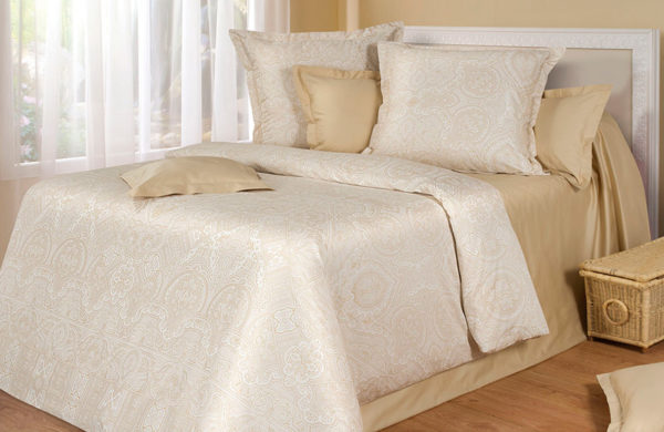 Постельное белье сатин Mon Paris (Мой Париж) Cotton Dreams Premiat