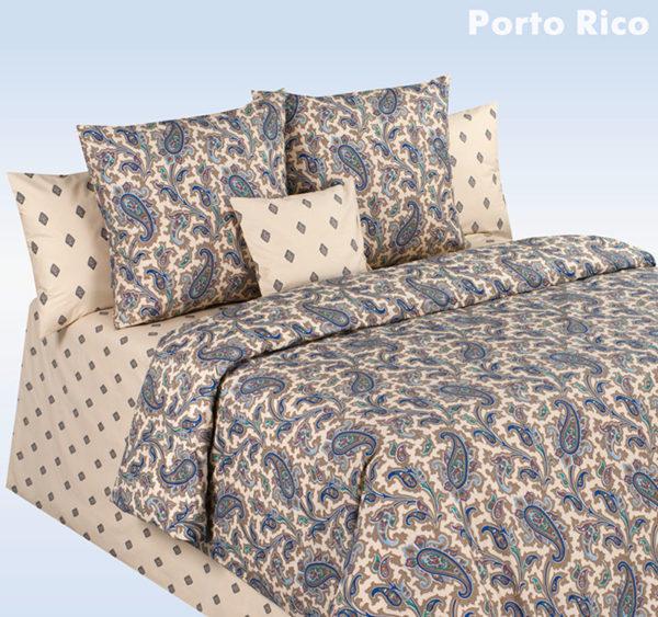 Постельное белье перкаль Cotton Dreams Porto Rico (Порто Рико) Valencia