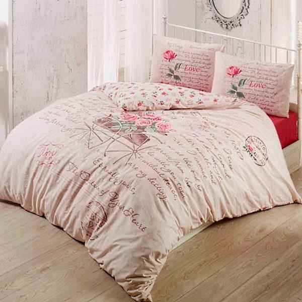 Постельное белье Irina Home True love (Истинная любовь) ранфорс