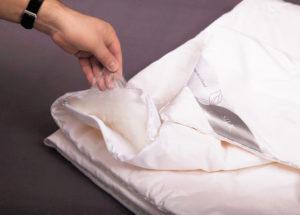 Шелковое одеяло (натуральный шелк 100%) GoldTex
