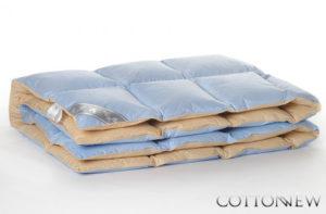 Одеяло пуховое ДИАЛОГ 200/220 купить - CottonNew.ru