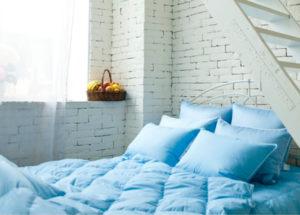 Пуховое одеяло WHITE DOWN (гусиный пух 100%)200/220 GoldTex