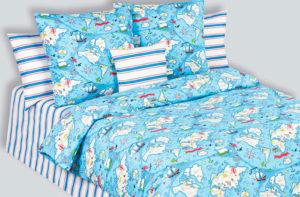 Детское постельное белье Continent (Континент) Cotton Dreams