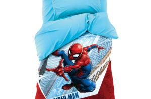 Детское постельное белье Этель Disney Человек Паук 2 хлопок 100%