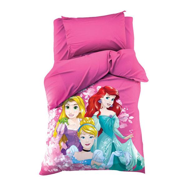 Детское постельное белье Этель Disney Принцессы 2 хлопок 100%