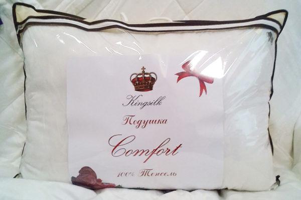 Упаковка подушка эвкалиптовое волокно COMFORT KingSilk