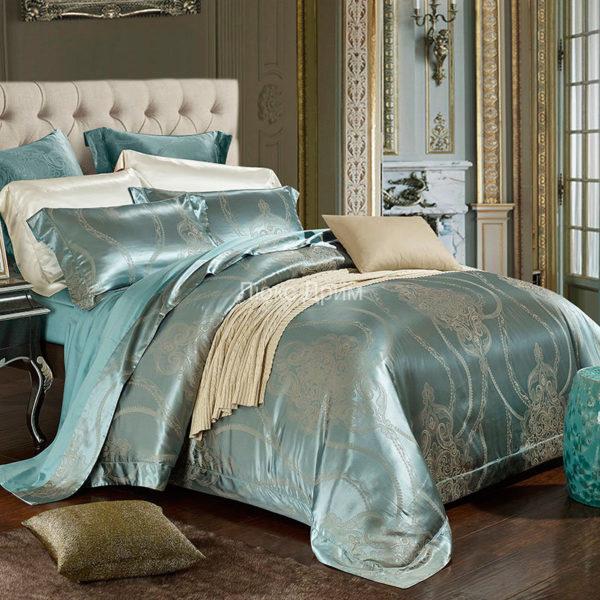 Шелковое постельное белье Luxe Dream Рошелье из шелка 100%
