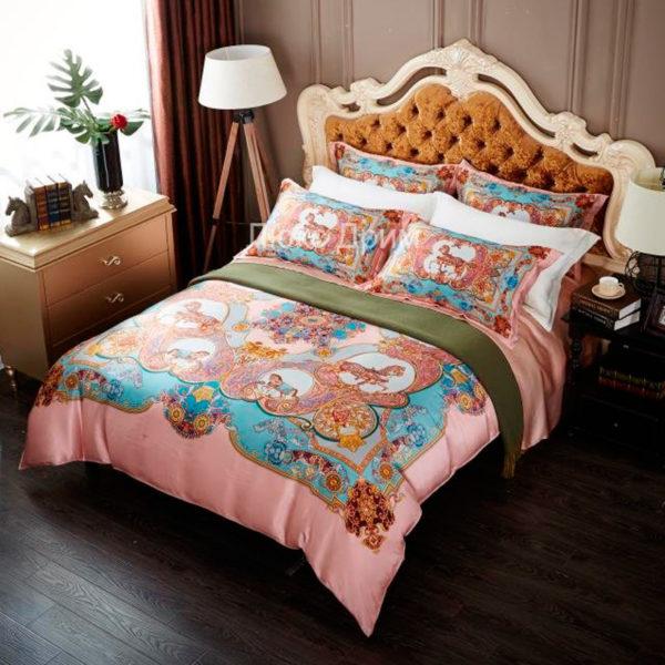 Шелковое постельное белье Luxe Dream Стефани шелк 100%