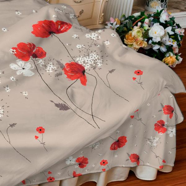Постельное белье поплин Clic Clac (Клик Клак) Cotton Dreams