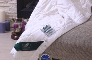 Шерстяное одеяло Anna Flaum KASHMIR (легкое) 200/220 купить