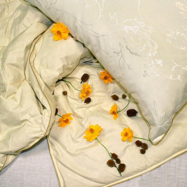 Одеяло пуховое Nature`s «Медовый Поцелуй» 140/205