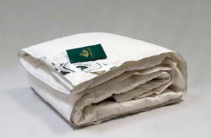 Одеяло пуховое Nature`s «Серебряная Мечта» 155/215