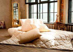 Одеяло шерстяное Nature`s