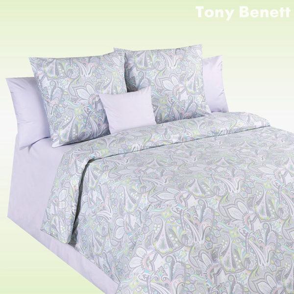 Постельное белье перкаль Cotton Dreams Tony Benett (Тони Беннетт)