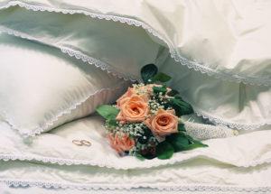 Подушка пуховая Nature`s (Натурес) «Идеальное Приданое» упругая