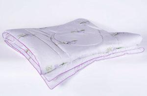 Одеяло шелковое Nature`s (Натурес) «Радужный Ирис» 160/210