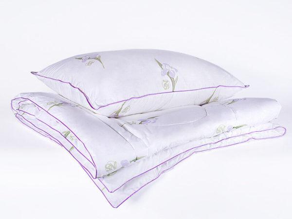 Одеяло шелковое Nature`s (Натурес) «Радужный Ирис» 200/220