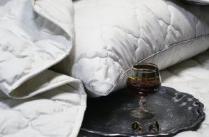 """Подушка из кашемира Nature`s """"Благородный Кашемир"""" средняя"""
