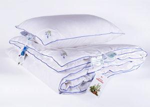 Подушка бамбук Nature`s «Лаванда Антистресс» средняя