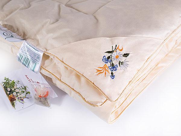 Одеяло бамбук Nature`s «Цветочное Разнотравье»