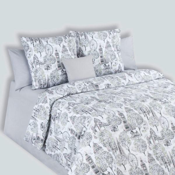 Постельное белье поплин Greenwich (Гринвич) Cotton Dreams