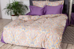 Постельное белье сатин Corsica (Корсика) от Home Republic PREMIUM