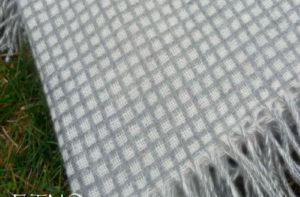 Плед ETNO 2-21 (шерсть мериноса 100%) 140/200 - купить плед из натуральной шерсти с бесплатной и быстрой доставкой по Москве!