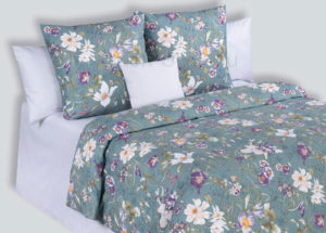Постельное белье поплин Bacirubati (Бачирубати) Cotton Dreams
