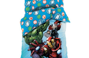 Детское постельное белье Этель Disney Мстители хлопок 100%