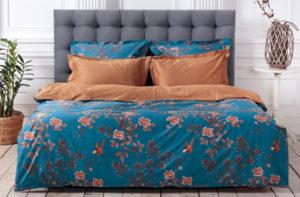 Постельное белье сатин Lucca (Лука) B Home Republic Premium