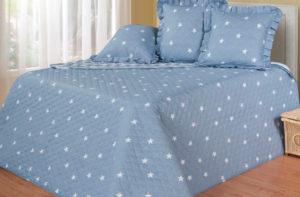 Покрывало Stars (Звезды) Cotton Dreams из поплина 100% хлопок