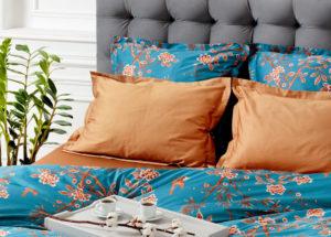 Постельное белье сатин Lucca (Лука) Home Republic Premium